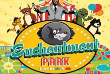 The Grape Dutches Present: Enchantment Park in 3D & 4D!! (Comedy Show Recap)
