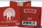 These Trump condoms will definitely kill the mood (Video)