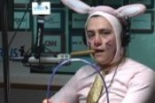 Easter Bunny Interviewed on SIRIUS XM (Video)