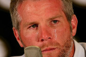 Favre Seeks Immediate Trade To Colts, Saints, Referees (Article)