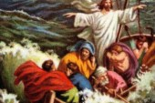 Great Moments In Catholic History: Calming The Storm (Audio)