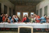 Great Moments In Catholic History: The Last Supper (Audio)